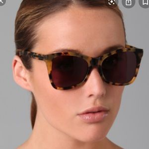 Karen Walker Perfect Day Sunglasses in Perfect Day
